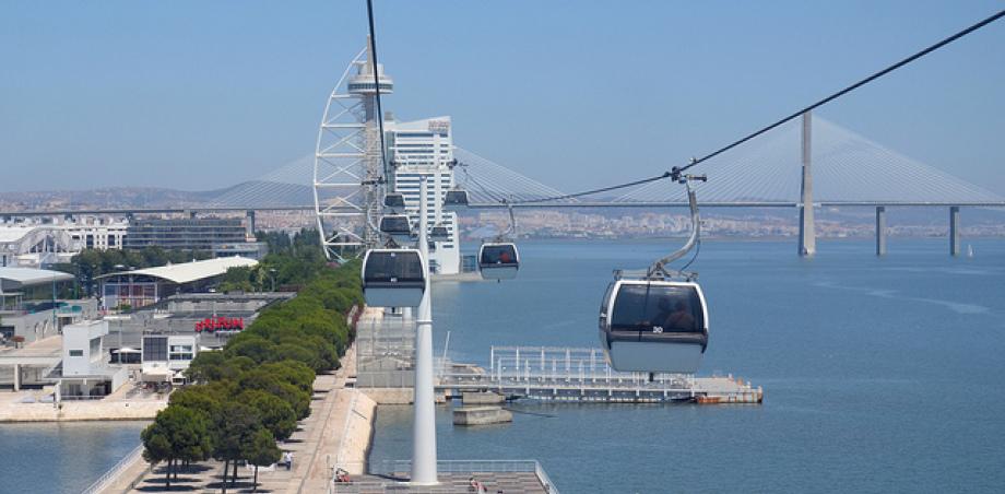 Urban Gondola Systems